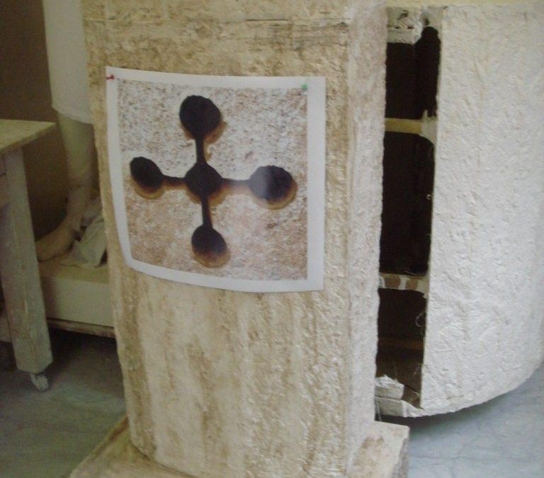 L'autel de pierre